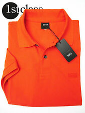 HUGO BOSS Polo shirt FERNO ( Classic Fit ) in dark orange