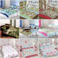 Kids Double Bedding - Childrens Double DOONA Cover Sets - Boy Girl Quilt Covers