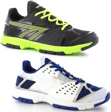 MENS HI-TEC RUNNING CROSS TRAINERS SIZE 7 - 13 GYM CASUAL BLACK WHITE ASCENT