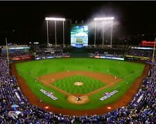 Kauffman Stadium Kansas City Royals 2015 World Series Photo SL115 (Select Size)