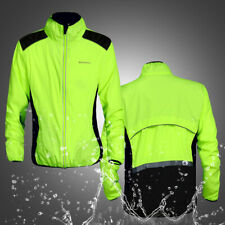 Mens Tour de France Cycling Jacket Jersey Riding Bicycle Wind Coat Shower Proof