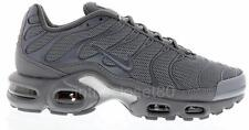 Nike Air Max Plus Tuned 1 Tn Triple Grey Anthracite Mens Trainers 647315