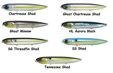 Jackall Bowstick 130 Topwater Bait - Assorted Colors
