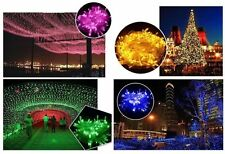 Hot Christmas Wedding Xmas Party Tree Decor Outdoor Fairy String 10-200 Lights