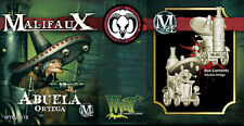 Malifaux The Guild BNIB Abuela WYR20118