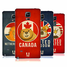 HEAD CASE DESIGNS PATRIOTIC ANIMALS BATTERY COVER FOR SAMSUNG PHONES 1
