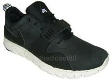 Nike Trainerendor SB Black Black White Mens Trainers 616575-001