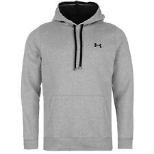 Under Armour Mens Storm Rival Sweatshirt Hoody Hoodie Hooded Top Fleece Lined