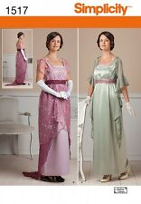 Simplicity Ladies Sewing Pattern 1517 Edwardian Style Dresses (Simplicity-151...