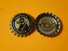 BUTTON ~ TOMMYKNOCKER Brewery, Idaho Springs, Colorado, Mining Beer Cap PINBACK