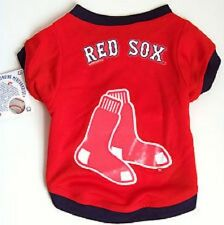 Boston Red Sox MLB Dog sports Pet Jerseys (all sizes)