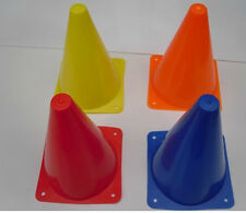 "9"" Witch hat Safety Agility Cone marker Football Soccer FITNESS training Sports"