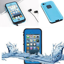 For Apple iPhone 5/5s Waterproof Shockproof Heavy Duty Hard Armor Case Cover