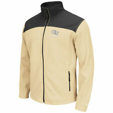 Georgia Tech Yellow Jackets Colosseum Arctic Full-Zip Jacket - Gold - College