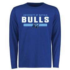 Men's Royal Buffalo Bulls Team Strong Long Sleeve T-Shirt - College