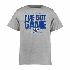 Eastern Illinois Panthers Youth Got Game T-Shirt - Ash - NCAA