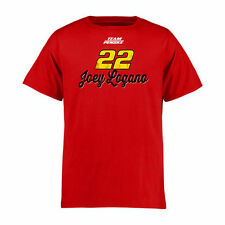 Joey Logano Youth Race Day T-Shirt - Red - NASCAR