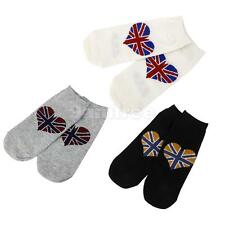 Pairs Unisex Stretch Ankle Socks 100% Cotton Low Cut Hosiery Sport Trainer Liner