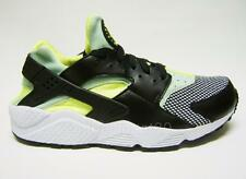 Nike Air Huarache Black Mint Volt Green Womens Trainers 634835 037