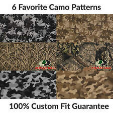 2nd Row Camo Carpet Floor Mat for Nissan Armada #F8269