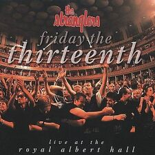 "The STRANGLERS ""Friday the Thirteenth: Live at the Royal Albert Hall 1997"""