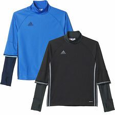 Adidas Condivo 16 Boys Junior Training Top Long Sleeve Climacool New