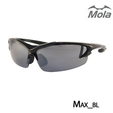 MOLA SPORTS Cycling Golf baseball Sunglasses men motorcycle running eyewear
