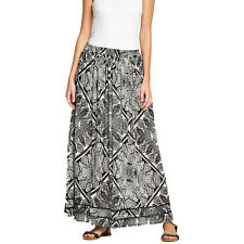 South Tall Crinkle Printed Maxi Skirt