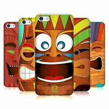 HEAD CASE DESIGNS TIKI COLLECTION HARD BACK CASE FOR APPLE iPHONE 5C