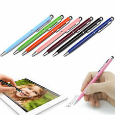 2 in1 Capacitive Touch Screen Stylus/Ball Point Pen for iPad iPhone6/6S iPod