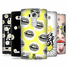 HEAD CASE DESIGNS EVERYTHING DAISIES HARD BACK CASE FOR LG G4 BEAT G4S