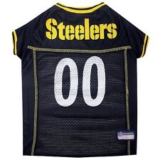 Pittsburgh Steelers - NFL Officially Licensed - Dog Puppy Jersey Shirt