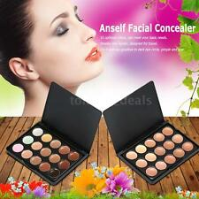 Fashion Anself 15 Color Make Up Cream Facial Camouflage Concealer Cosmetic C7B6