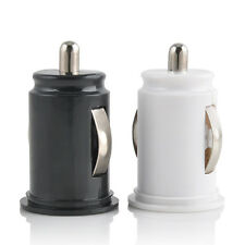 2-Port Dual USB Mini Bullet Car Charger Adaptor For Samsung S6 iPhone 6 6S Plus