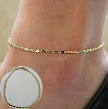 Beach Foot Jewelry Simple Beaded Chain Anklet Ankle Bracelet Barefoot Sandal
