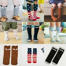Warm Baby Toddlers Kids Animal Knee High Socks Tights Hosiery Stockings 0~6Year