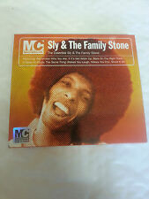 CD - Sly & The Family Stone - Mastercuts Presents The Essential Sly & The Family
