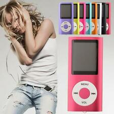 8-Colors 4th 1.8'' Screen MP3/MP4 Video Radio Music Movie Player SD/TF Card