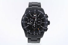 Men's Movado 2600107 Series 800 Chronograph Black Pvd Stainless Watch