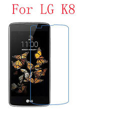 1x 2x Lot Clear/Anti-Glare Matte Screen Protector Film Guard Shield For LG K8