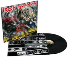 Iron Maiden - The Number Of The Beast NEW LP