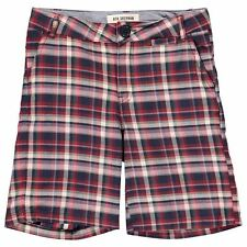 Ben Sherman Kids 90T Shorts Junior Boys Summer Bottoms Short Pants
