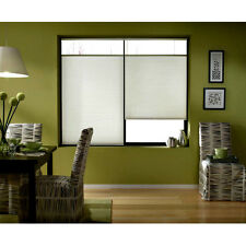 First Rate Blinds Cordless Top Down Bottom Up Cellular Shades In Cool White (47
