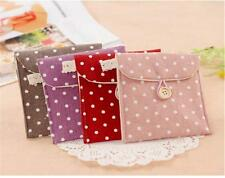 Women Lady Sanitary Napkin Towel Pads Small Bag Purse Holder Organizer Hot TBUS