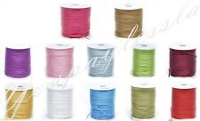 8 Pieces of 2mm X 100 Yard Rattail Ribbon Cord Chinese Knot for Weddings Parties