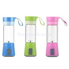 Portable Mini Blender Electric Fruit Juicer Vegetable Citrus Squeezer 3 Colors