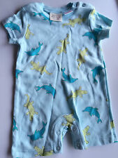 NEW Zara baby boy girl 100% Cotton short sleeves Romper Bodysuit Jumpsuit 1-3mth
