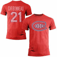 Guy Carbonneau Old Time Hockey Montreal Canadiens T-Shirt - NHL
