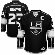 Dustin Brown Reebok Los Angeles Kings Hockey Jersey - NHL