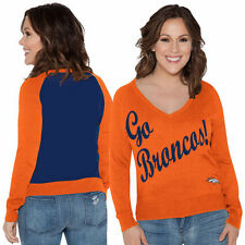 Touch by Alyssa Milano Denver Broncos Sweater - NFL